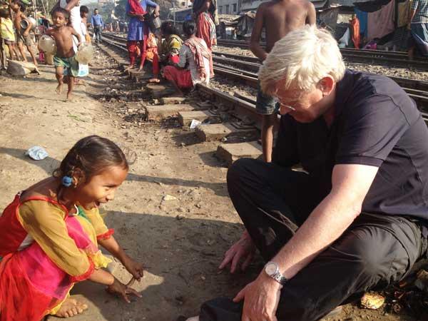 Dr. Rolf Gehre, Einsatz Bangladesh