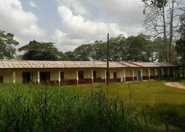 Die ehemalige Mädchengrundschule