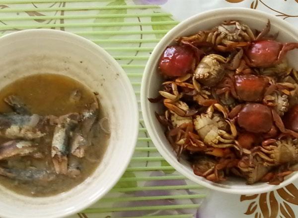 Mein philippinisches Frühstück